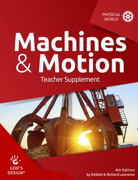 Machines & Motion Teacher Supplement 4th Edtn