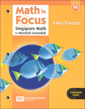 Math in Focus Grade 1 Extra Practice A
