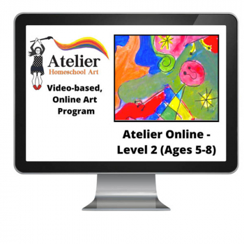 Atelier Online Art Curriculum - Complete Level 2