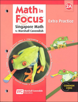 Math in Focus Grade 2 Extra Practice A