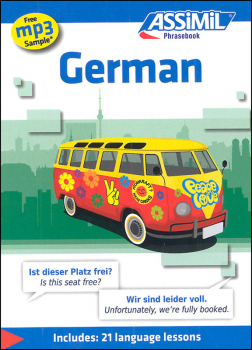 Assimil Phrasebook: German (Assimil Language Learning Method)