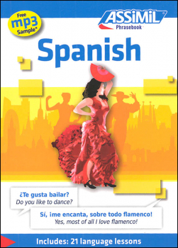 Assimil Phrasebook: Spanish (Assimil Language Learning Method)