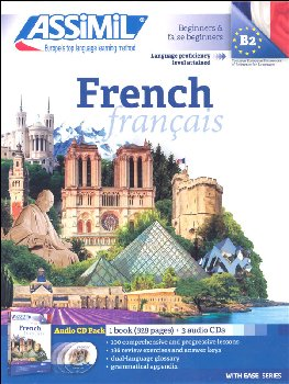 Assimil Super Pack: French (Assimil Language Learning Method)