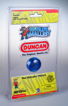 World's Smallest Duncan Imperial Yo Yo