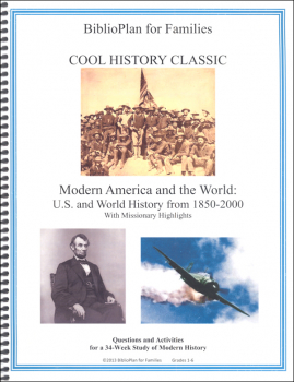 BiblioPlan: Modern America and the World (1850-2000) Cool History Classic