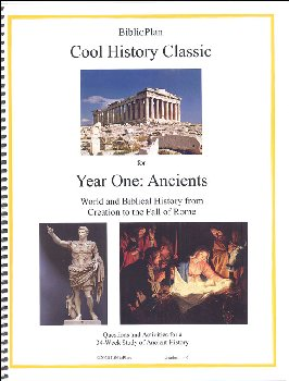 BiblioPlan: Ancient and Biblical History Cool History Classic