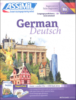 Assimil Super Pack: German (Assimil Language Learning Method)