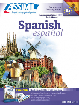 Assimil Super Pack: Spanish (Assimil Language Learning Method)