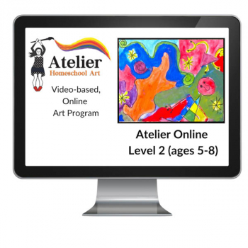 Atelier Online Art Curriculum - Enriched Level 2