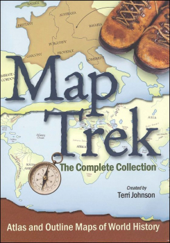 Map Trek CD-ROM (Complete Collection)