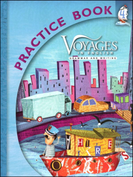 Voyages in English 2011 Grade 4 Practice Book