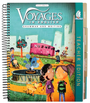 Voyages in English 2011 Grade 6 Teacher