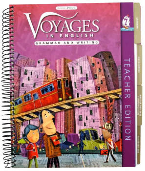 Voyages in English 2011 Grade 7 Teacher