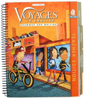 Voyages in English 2011 Grade 8 Teacher