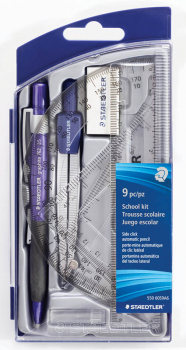 Staedtler 9 Piece Math Set