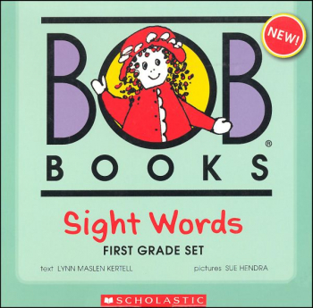 Bob Books: Sight Words (First Grade Set)