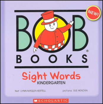 Bob Books: Sight Words (Kindergarten Set)