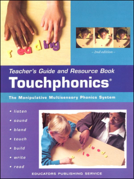 Touchphonics Teacher's Guide & Resource Book