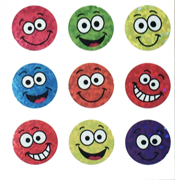 Happy Faces (Multi-Color) Classpack