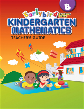 Earlybird Kindergarten Math Standards Edition Teacher's Guide B