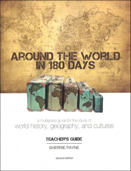 Around the World in 180 Days Teacher Manual 2ED