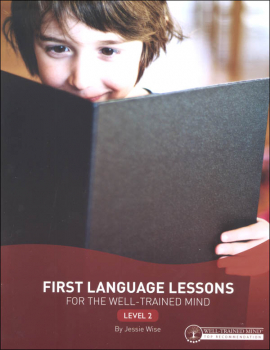 First Language Lessons for the Well-Trained Mind Level 2