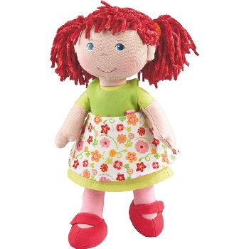 "Liese - 12"" Cloth Doll (Lilli and Friends)"