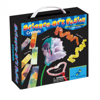 Science-Art Fusion Crystals Kit