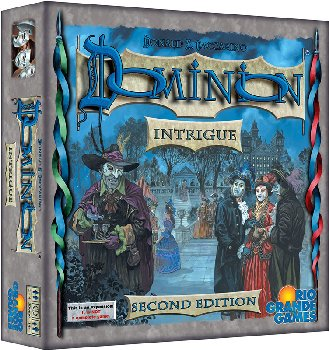 Dominion: Intrigue Game