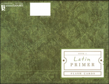 Latin Primer 2: Flash Cards 4th Edition