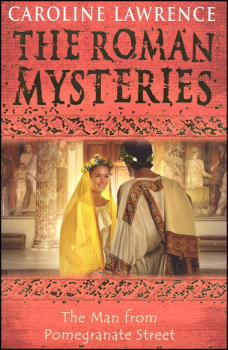 Man From Pomegranate Street - 17th Roman Mystery