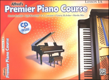 Alfred's Premier Piano Course Level 1A With CD