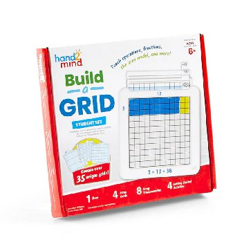 Build-A-Grid - Student Grid