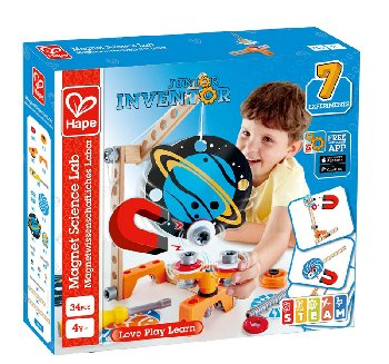 Junior Inventor: Magnet Science Lab Kit