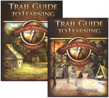 Trail Guide to Paths of Settlement Volume 1 & 2 Set