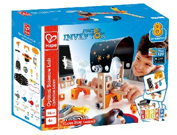 Junior Inventor: Optical Science Lab Kit