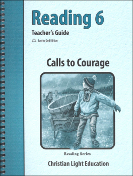 Calls to Courage Teacher Guidebook - Sunrise (2nd Edition)