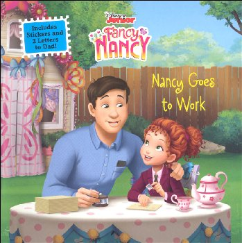 Disney Junior Fancy Nancy: Nancy Goes to Work
