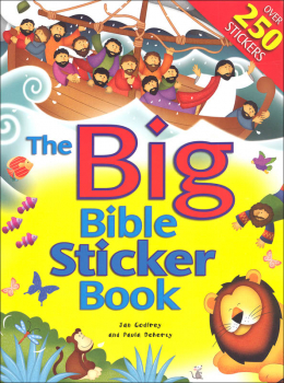 Big Bible Sticker Book