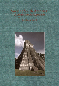 Study of Ancient South America: Multi-Book Approach (Black &White)