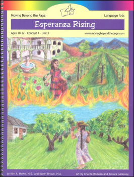 Esperanza Rising Student Directed Literature Unit