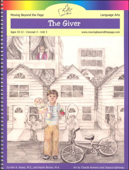 Giver Student Directed Literature Unit