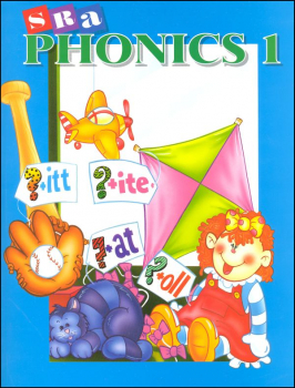 SRA Phonics Student Edition Book 1 - Grade 1