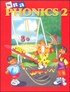 SRA Phonics Student Edition Book 2 - Grade 2