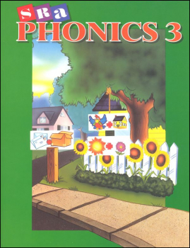 SRA Phonics Student Edition Book 3 - Grade 3