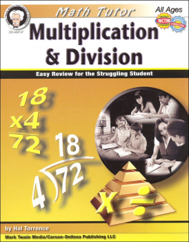 Math Tutor: Multiplication & Division