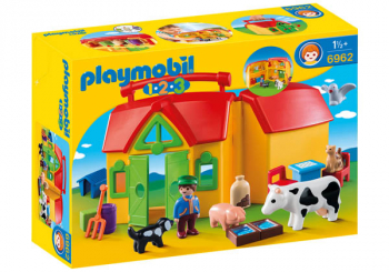 My Take Along Farm (Playmobil 1-2-3)