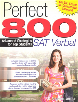 Perfect 800: SAT Verbal