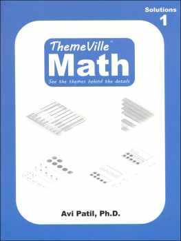 ThemeVille Math Solutions 1