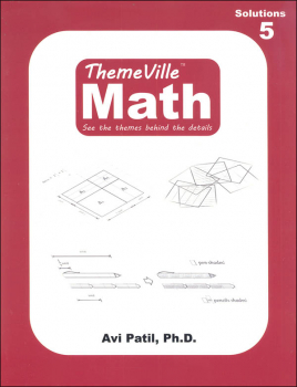 ThemeVille Math Solutions 5